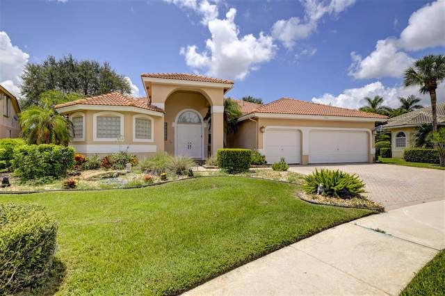 7320 Brunswick Circle, Boynton Beach, FL 33472 (#RX-10615967) :: Ryan Jennings Group