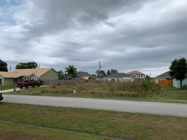 1619 SW Cordova Street, Port Saint Lucie, FL 34987 (#RX-10616037) :: Ryan Jennings Group