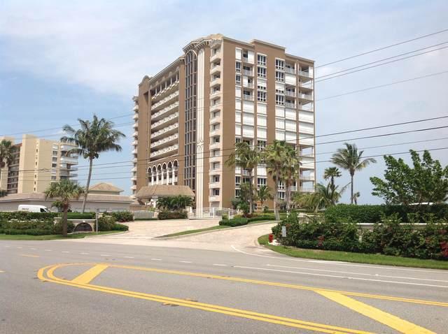 4180 N Highway A1a #1302, Hutchinson Island, FL 34949 (MLS #RX-10616095) :: Berkshire Hathaway HomeServices EWM Realty