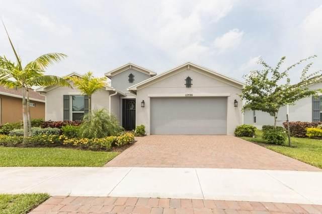 12330 SW Silverwood Avenue, Port Saint Lucie, FL 34987 (#RX-10616153) :: Ryan Jennings Group