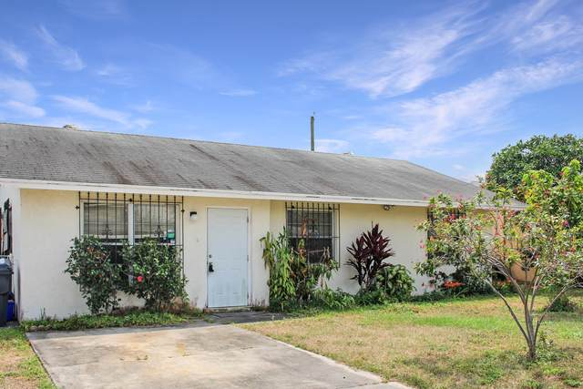 4590 Pruden Boulevard, Lake Worth, FL 33463 (#RX-10616257) :: Ryan Jennings Group
