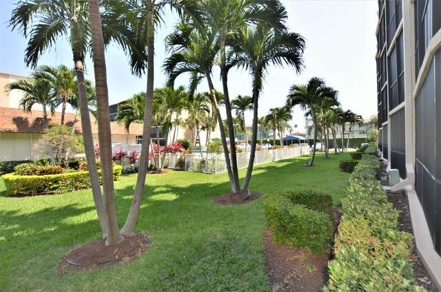 720 E Ocean Avenue #103, Boynton Beach, FL 33435 (#RX-10616315) :: Ryan Jennings Group