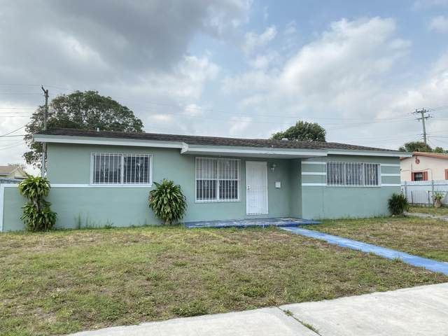 2350 NW 191st Terrace, Miami Gardens, FL 33056 (#RX-10616380) :: Ryan Jennings Group