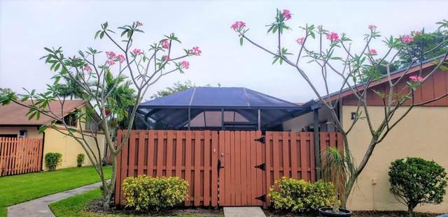 1214 Pitusa Court D, West Palm Beach, FL 33415 (MLS #RX-10616381) :: Berkshire Hathaway HomeServices EWM Realty