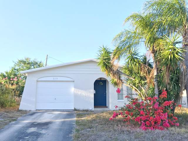 519 Greenbriar Drive, Lake Park, FL 33403 (MLS #RX-10616382) :: Berkshire Hathaway HomeServices EWM Realty