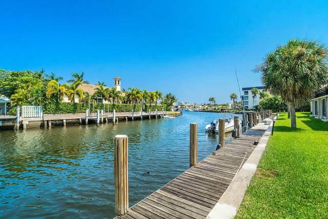 3119 Spanish Trail #10, Delray Beach, FL 33483 (#RX-10616397) :: Ryan Jennings Group