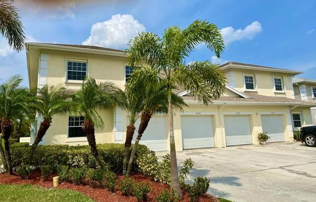 4123 Gator Trace Road #4123, Fort Pierce, FL 34982 (#RX-10616419) :: Ryan Jennings Group
