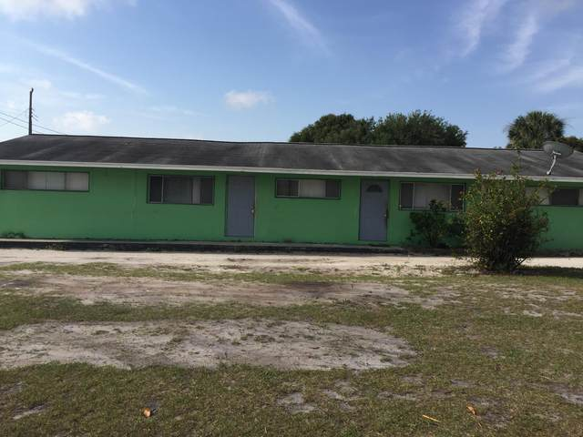907 N 20th Street, Fort Pierce, FL 34950 (#RX-10616443) :: Ryan Jennings Group