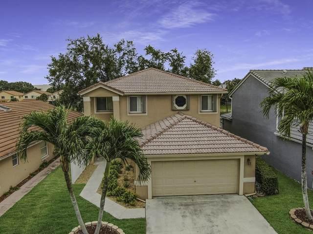 10405 Boca Springs Drive, Boca Raton, FL 33428 (#RX-10616474) :: Ryan Jennings Group