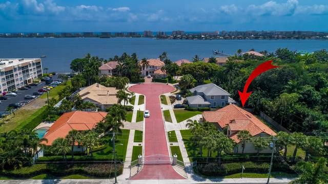 7 Indigo Terrace, Lake Worth, FL 33460 (MLS #RX-10616524) :: Laurie Finkelstein Reader Team