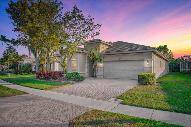 6724 Southport Drive, Boynton Beach, FL 33472 (#RX-10616541) :: Ryan Jennings Group