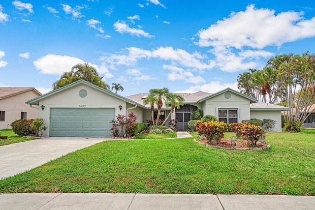 2400 Riviera Drive, Delray Beach, FL 33445 (#RX-10616547) :: Ryan Jennings Group