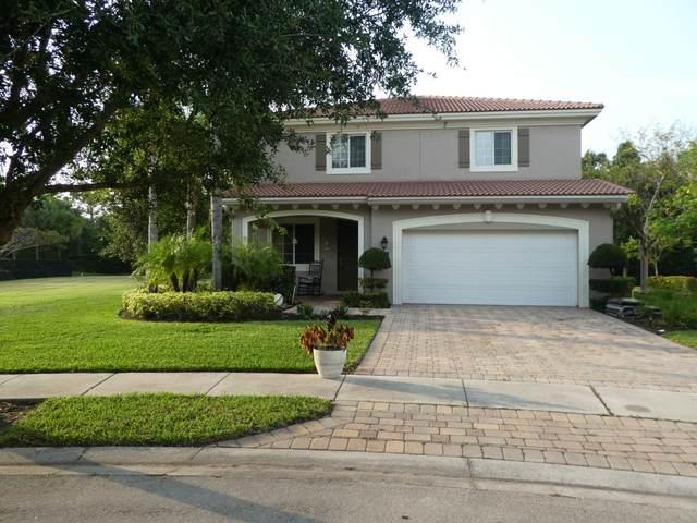 6715 Bulrush Court, Greenacres, FL 33413 (MLS #RX-10616550) :: Berkshire Hathaway HomeServices EWM Realty