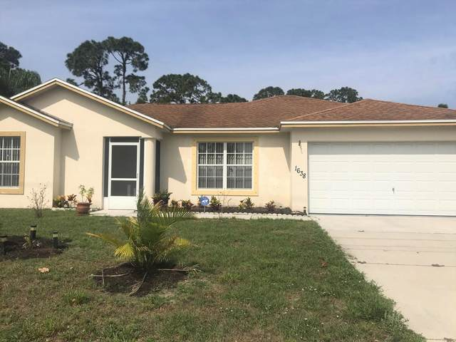 1638 SW Cashmere Boulevard, Port Saint Lucie, FL 34953 (#RX-10616561) :: The Reynolds Team/ONE Sotheby's International Realty
