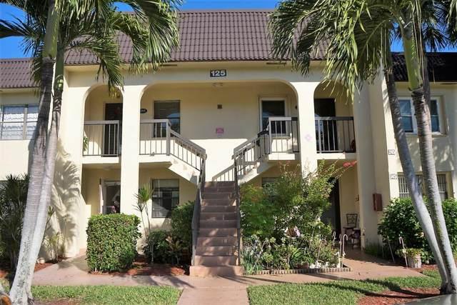 125 Lake Nancy Drive #144, West Palm Beach, FL 33411 (#RX-10616564) :: Ryan Jennings Group