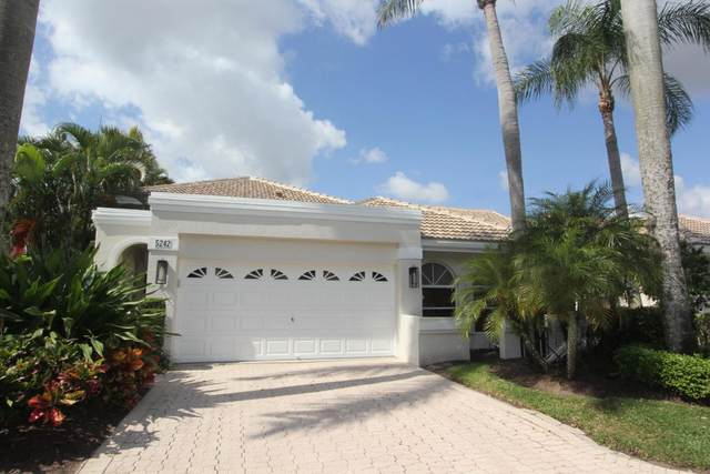 5242 Windsor Parke Drive, Boca Raton, FL 33496 (MLS #RX-10616623) :: Berkshire Hathaway HomeServices EWM Realty