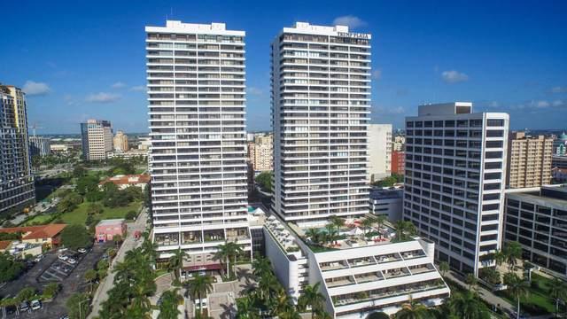 525 S Flagler Drive 23B, West Palm Beach, FL 33401 (#RX-10616627) :: Posh Properties