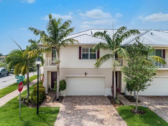 2111 Wells Place, Palm Beach Gardens, FL 33418 (#RX-10616659) :: Ryan Jennings Group