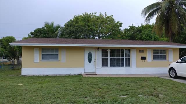 2641 NW 42nd Terrace, Lauderhill, FL 33313 (#RX-10616704) :: Ryan Jennings Group