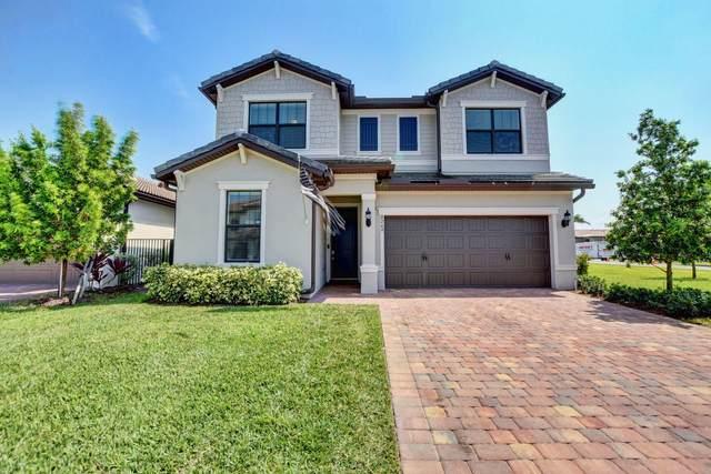 8269 Hanoverian Drive, Lake Worth, FL 33467 (#RX-10616800) :: Ryan Jennings Group