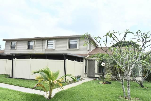 4379 Willow Pond Road 'C', West Palm Beach, FL 33417 (#RX-10616840) :: Ryan Jennings Group