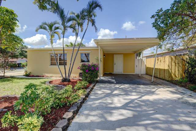 1401 N J Ter Terrace, Lake Worth, FL 33460 (#RX-10616941) :: Ryan Jennings Group