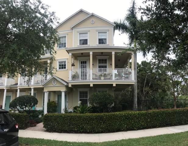 312 W Thatch Palm Circle #105, Jupiter, FL 33458 (#RX-10616980) :: Ryan Jennings Group