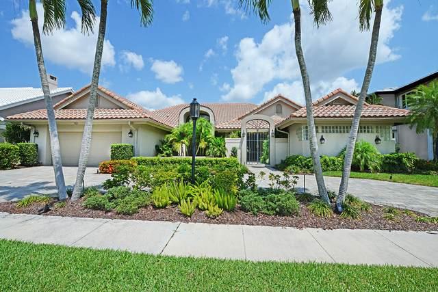 7825 Afton Villa Court, Boca Raton, FL 33433 (#RX-10616982) :: Ryan Jennings Group