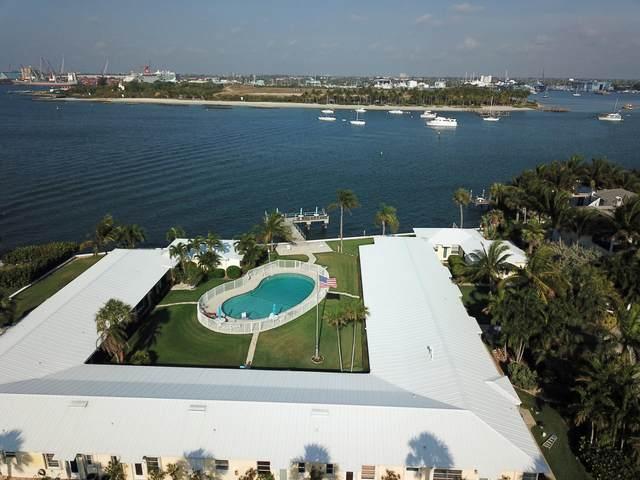 340 Inlet Way #12, Palm Beach Shores, FL 33404 (MLS #RX-10617033) :: Berkshire Hathaway HomeServices EWM Realty