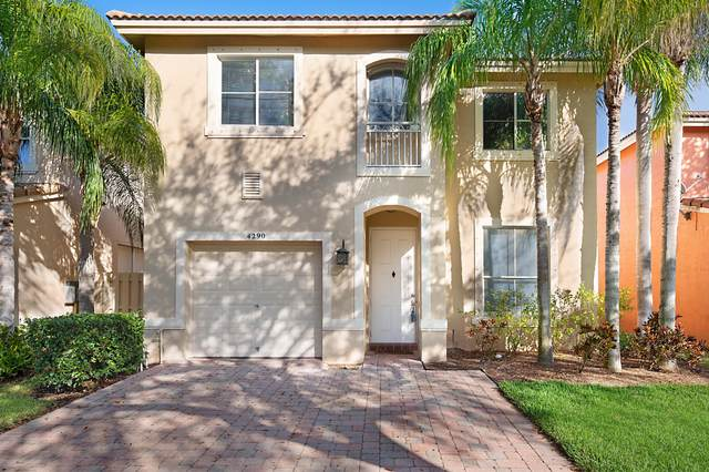 4290 Lake Lucerne Circle, West Palm Beach, FL 33409 (MLS #RX-10617237) :: The Jack Coden Group