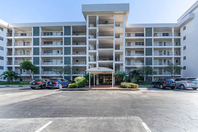 2850 N Palm Aire Drive #103, Pompano Beach, FL 33069 (#RX-10617438) :: Ryan Jennings Group
