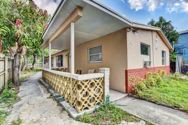 533 11th Street, West Palm Beach, FL 33401 (#RX-10617450) :: The Rizzuto Woodman Team