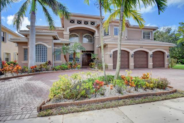 8728 Thornbrook Terrace Pt Point, Boynton Beach, FL 33473 (MLS #RX-10617478) :: Laurie Finkelstein Reader Team