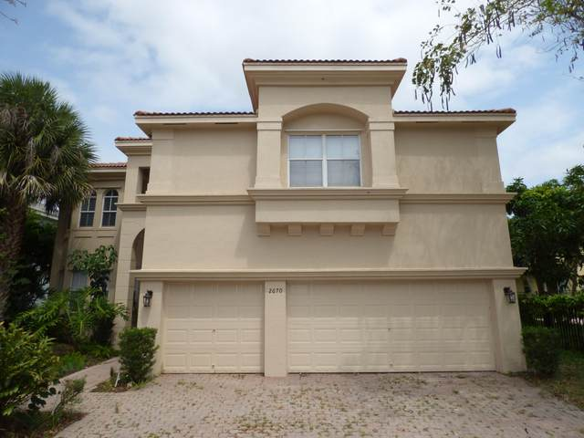 2670 Danforth Terrace, Wellington, FL 33414 (#RX-10617497) :: Ryan Jennings Group