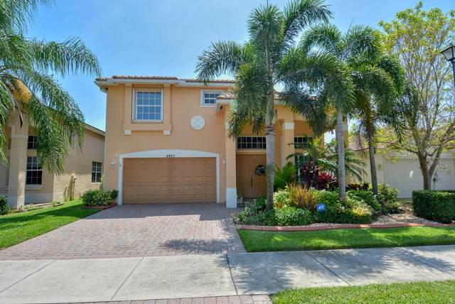 4863 SE Askew Avenue, Stuart, FL 34997 (#RX-10617556) :: Ryan Jennings Group