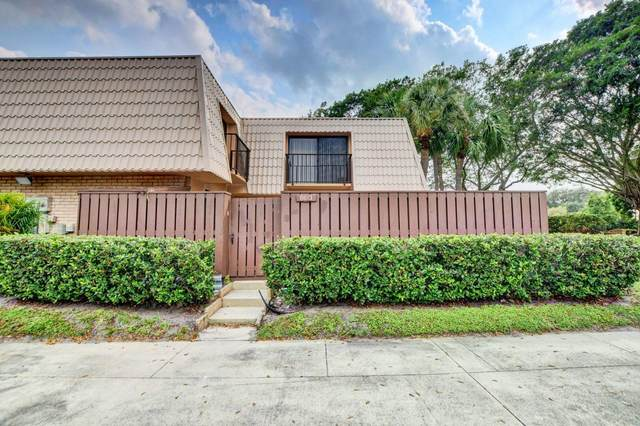 6613 66th Way, West Palm Beach, FL 33409 (MLS #RX-10617569) :: The Paiz Group