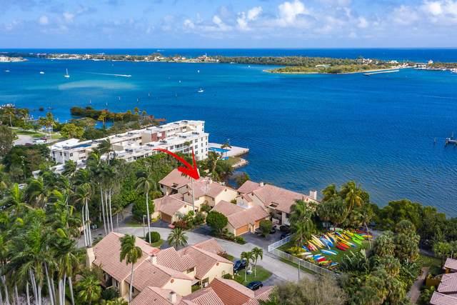 3 Via Lago #3, Boynton Beach, FL 33435 (MLS #RX-10617615) :: Castelli Real Estate Services