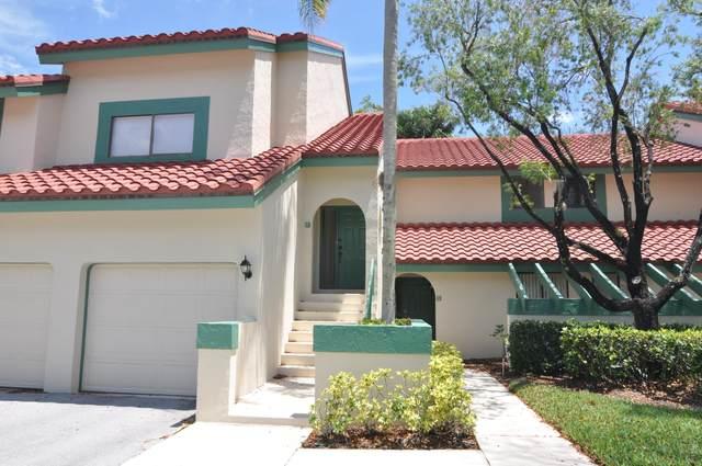 14 Lexington Lane E #F, Palm Beach Gardens, FL 33418 (#RX-10617647) :: Ryan Jennings Group