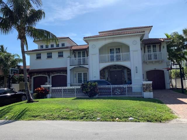 255 SE Wavecrest Way, Boca Raton, FL 33432 (MLS #RX-10617740) :: Laurie Finkelstein Reader Team