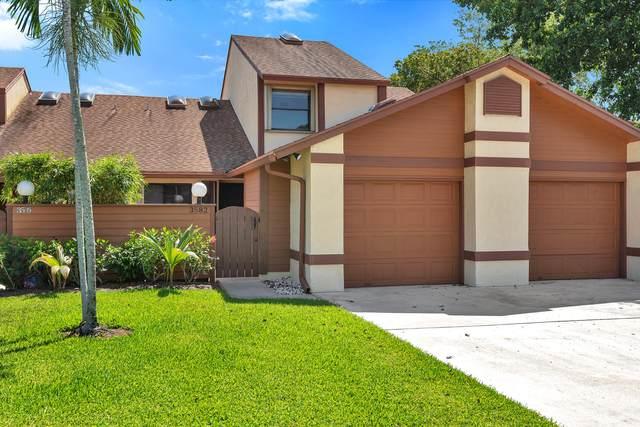3582 Timberline Drive, West Palm Beach, FL 33406 (MLS #RX-10617817) :: The Paiz Group