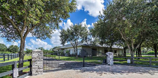 550 F Road, Loxahatchee Groves, FL 33470 (MLS #RX-10617822) :: Castelli Real Estate Services
