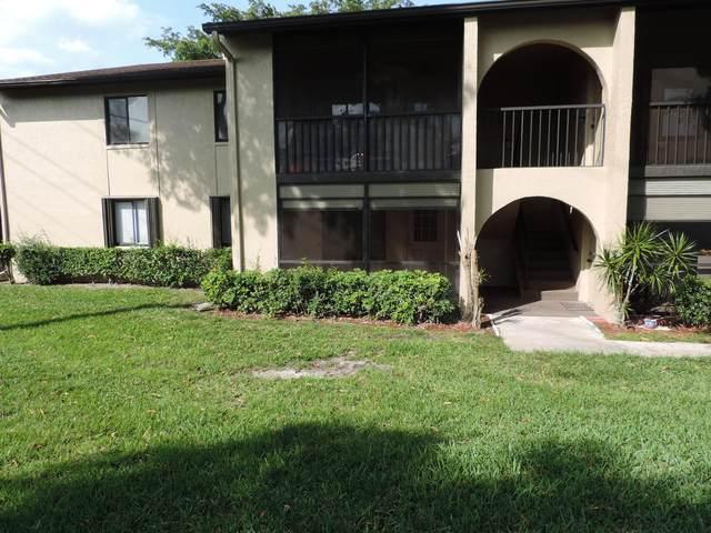 516 Shady Pine Way C-1, Greenacres, FL 33415 (MLS #RX-10617882) :: Berkshire Hathaway HomeServices EWM Realty