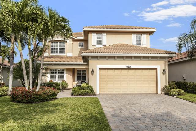 12415 Aviles Circle, Palm Beach Gardens, FL 33418 (#RX-10617928) :: Ryan Jennings Group