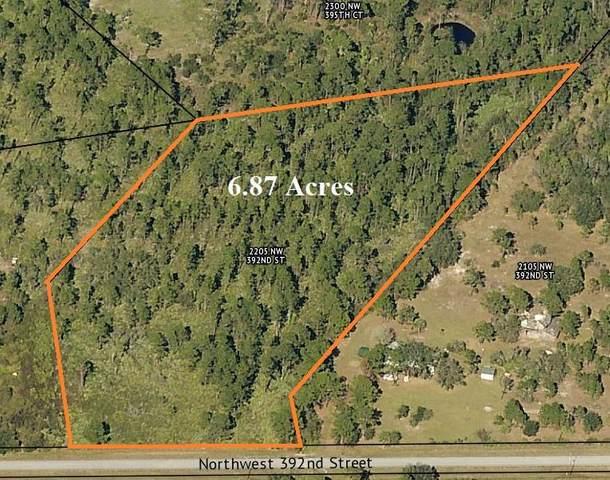 2205 NW 392nd Street, Okeechobee, FL 34972 (#RX-10618025) :: Ryan Jennings Group