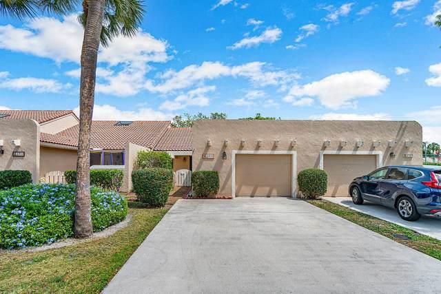 6931 Escobar Court, Boca Raton, FL 33433 (#RX-10618188) :: Ryan Jennings Group
