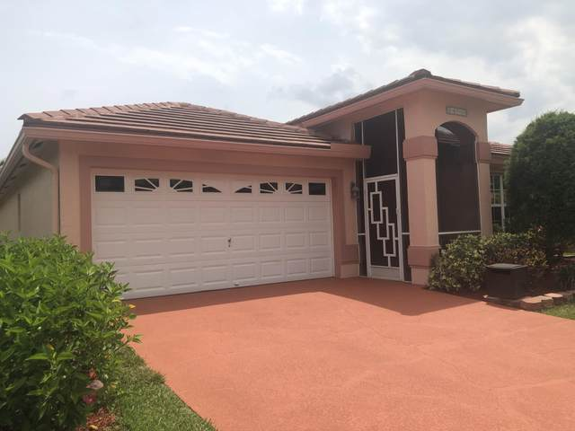 6111 Harbour Greens Drive, Lake Worth, FL 33467 (#RX-10618205) :: Ryan Jennings Group