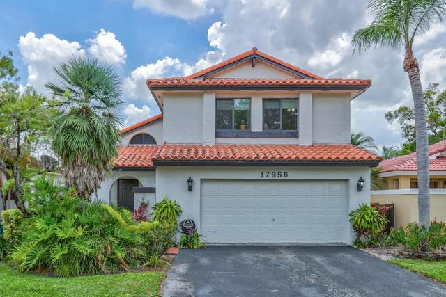 17956 NW 63rd Court, Hialeah, FL 33015 (#RX-10618217) :: Ryan Jennings Group