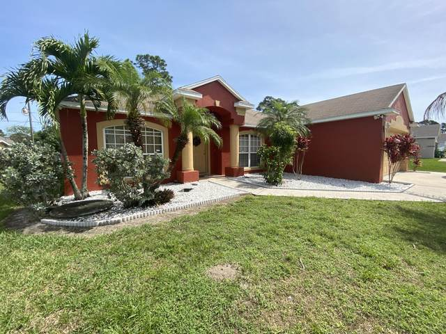 421 NW Cornell Avenue, Port Saint Lucie, FL 34983 (MLS #RX-10618360) :: Berkshire Hathaway HomeServices EWM Realty