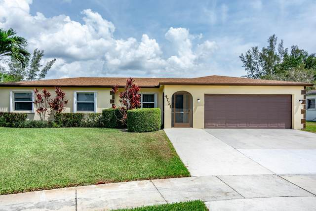 4751 Baldric Street, Boca Raton, FL 33428 (#RX-10618372) :: Ryan Jennings Group