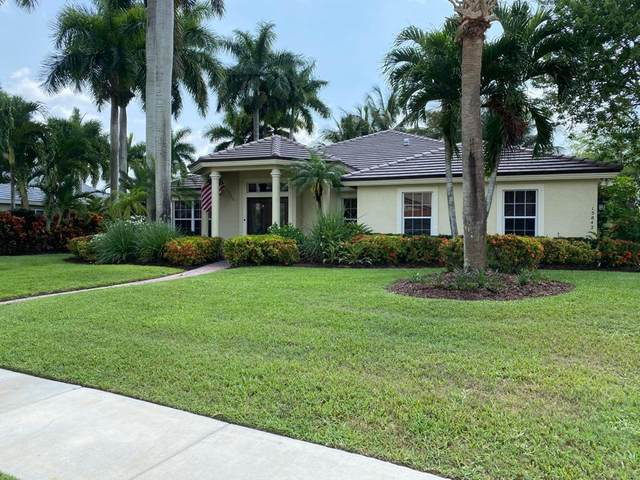 15842 Cypress Park Drive, Wellington, FL 33414 (#RX-10618400) :: Ryan Jennings Group